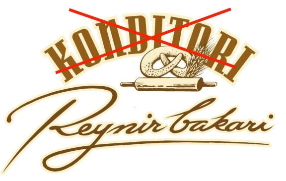 Reynir bakari - Logo